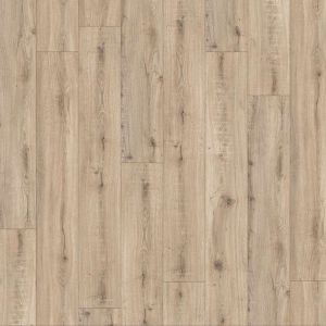 Medium Oak Design Moduleo Vinyl Flooring With Integrated Underlay Brio Oak 22237Lr