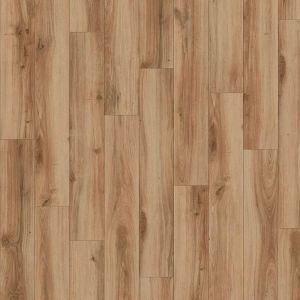 Moduleo Layred Rigid Click Lvt With Underlay Attached In Natural Oak Design 24822Lr