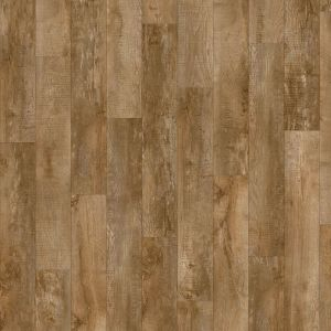 Layred Rigid Click Lvt Flooring With Underlay Attached In Rustic Wood Design 24842Lr