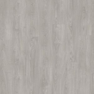 moduleo layred laurel oak 51914 medium grey wood effect click lvt planks for kitchens, bathrooms and bedrooms