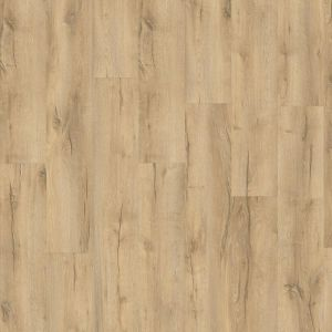 natural wood effect rigid click lvt flooring planks with detailed knots and grain for use in kitchens, living rooms and bedrooms layred mountain oak 56275