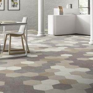 Moduleo Moods Hexagon Random Soft Wood - Combination 211