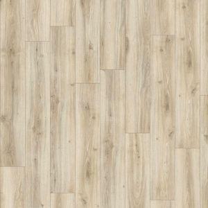 Kitchen Click Vinyl Flooring In Light Oak Design That'S Water Resistant 24228 Classic Oak