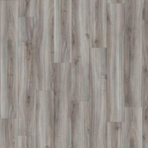 Luxury Vinyl Flooring Planks In Grey Wood Effect Design For Dining Rooms And Conservatories