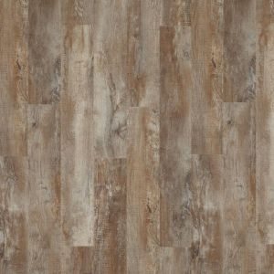Residential Luxury Vinyl Floor Planks In Rustic Oak Design 24277