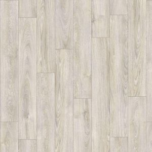 22110 White Oak Design Vinyl Flooring Planks With Click Locking System