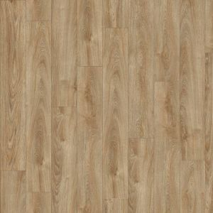 Natural Oak Effect Click Lvt Flooring Planks For Residential Use Midland Oak 22240