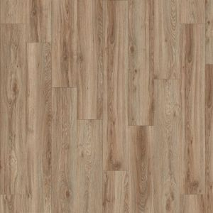 Click Locking Vinyl Flooring Planks In Medium Oak Wood Effect Design Moduleo Transform Blackjack Oak 22229