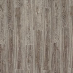 Medium Grey Wood Effect Lvt In Glue Down Straight Planks For Bathrooms, Hallways And Kitchens Blackjack Oak 22937