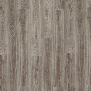 Medium Grey Wood Effect Lvt In Glue Down Straight Planks For Bathrooms, Hallways And Kitchens Blackjack Oak 22937