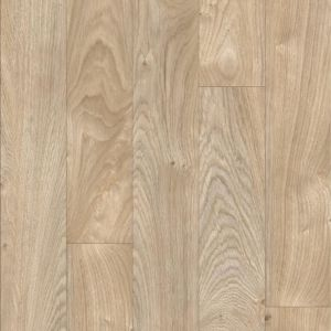Easy To Clean Vinyl Flooring Planks Moduleo Chester Oak 24229 In Light Oak Design For Use In Residential Homes