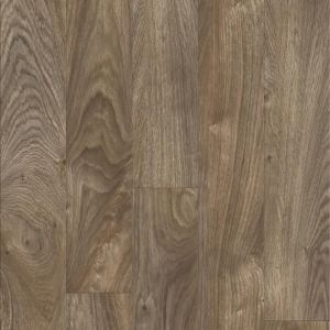 Chester Oak 24838 Dark Brown Wood Effect Click Lvt Floor Planks For Use In Dining Rooms And Hallways
