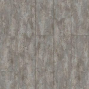 Light Grey Moduleo Transform Glue Down Vinyl Tiles In Rectangle Size With Bevelled Edges Concrete 40945
