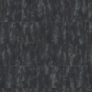 Moduleo Transform Dryback Concrete 40986 Dark Grey Stone Effect Lvt Flooring Tiles For Hallways And Kitchens