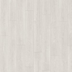 White Wood Effect Glue Down Vinyl Floor Planks Moduleo Transform Verdon Oak 24117 Lvt