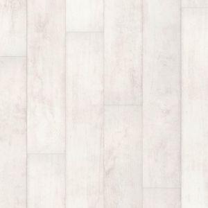 Quick-Step Classic Bleached White Teak CLM1290 Laminate Flooring