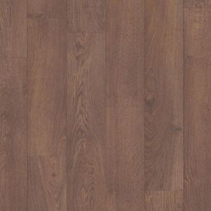Click Locking Laminate Flooring With 4V Bevelled Edges Quick Step Classic Old Oak Natural Clm1381