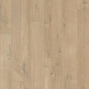 Soft Oak Medium Imu1856 12Mm Laminate Flooring Planks That Are Water Resistant For Kitchens And Bathrooms