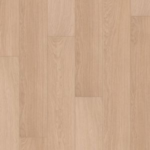 Quick-Step Impressive White Varnished Oak IM3105 Laminate Flooring