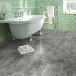 Urban Metal Stone 40937 Click Vinyl Floor Tiles