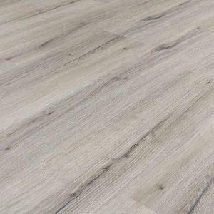 distressed grey wood effect click spc lvt vinyl flooring planks with underlay attached universal rigid click alpine spruce