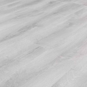 light grey wood effect click vinyl flooring planks with textured finish universal rigid click glazed ash