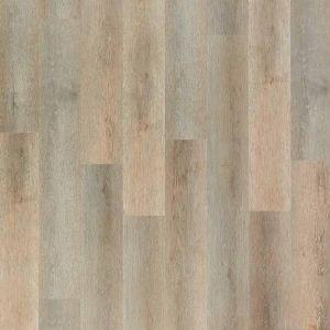 Universal Rigid Click Vinyl Flooring Roasted Pecan Sample