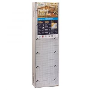 XPS 3mm Premier Laminate Flooring Underlay