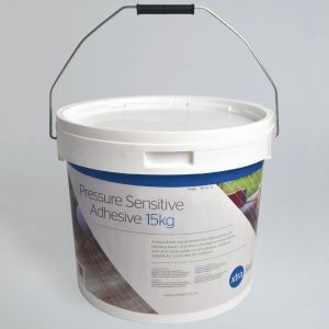 15Ltr Pressure Sensitive Adhesive For Luxury Vinyl Floor Planks And Tiles