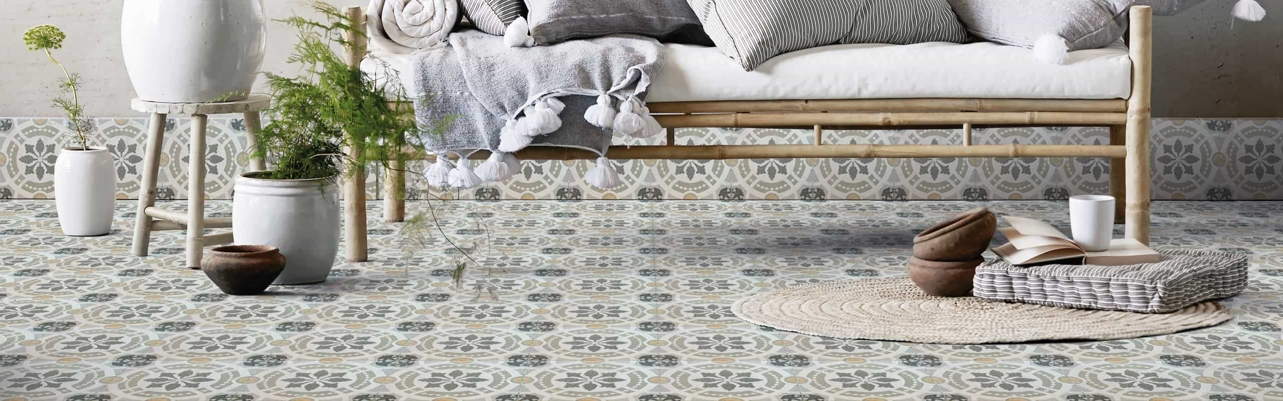 Porcelain wall and floor tile collections